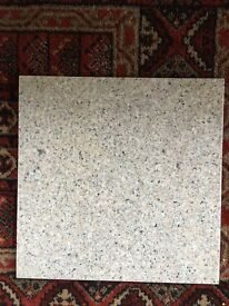 Granite Tiles, 305 x 305mm, over 11 sqm, unused, lovely tiles for wall or floor.