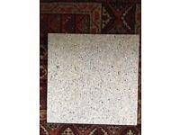 Granite Tiles, 305 x 305mm, over 11 sqm, unused, lovely tiles for wall or floor.