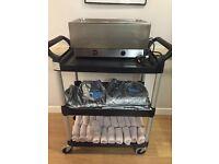 Universal Contour Wrap Machine Kit