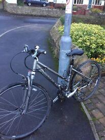 Ladies Trek Bike. Light recreational use.