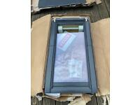 Velux roof light window and flashing kit brand new