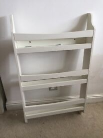 Next wall mounted bookshelf