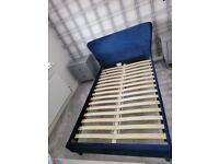 Next wilson small double bed frame