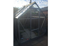 Greenhouse Glass and Aluminium