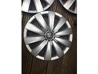 "VW T5 T6 16""wheel trims"