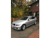 BMW 3 Series - Key Facts - Registered December 2007, Saloon, 66,450 miles, Manual 2.0L, Petrol