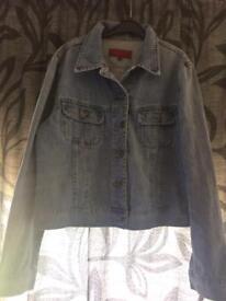FCUK denim jacket