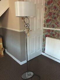 Floor lamp £20