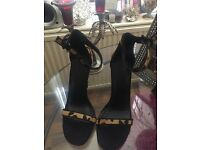 Brand new Office leopard print heels size 4 £25