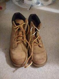 Timberland boys shoe