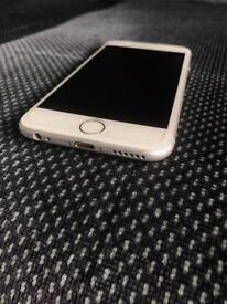 Unlocked iPhone 6s Silver 16GB