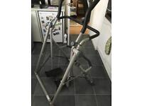 Cross trainer. Collapsible see photo £50 great condition.