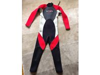 Child's G-force full wetsuit