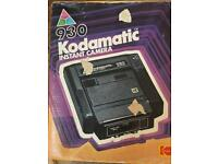 Camera-930 kodamatic instant