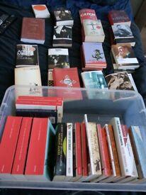 Course books for English literature
