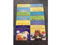 Phonics readers set of 12 books