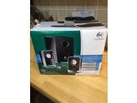 Logitech 2.1 speaker set new and sealed