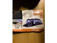 6 Man Vango Verona Tent