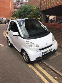 2009 Smart Fortwo Passion 1.0 MHD