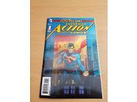 Superman Action Comics Futures End.