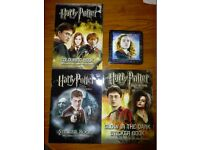 Harry Potter activity books and puzzle
