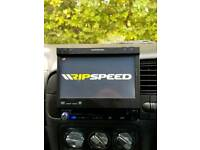 Ripspeed dvd player dv740 usb aux sd