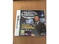 Nintendo Ds Game Family Fortunes