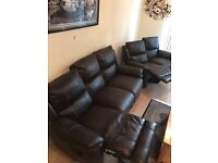 Spotless Harvey's Sofa and Table Set For Sale