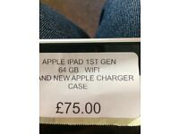 Apple I pad free local delivery
