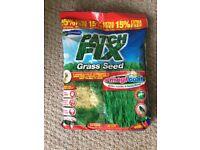 Brand new Patch Fix grass seed