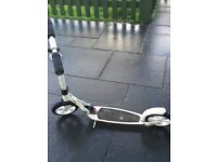 White micro child/adult scooter genuine