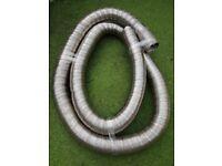 """5"""" (125cm) Flue liner , pipe 3m long or 1m=£10"""