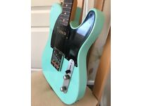 Custom Telecaster, 50/60s vibe with awesome parts (Reduced)