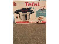 Tefal Clipso Minut' Easy pressure cooker, 6L