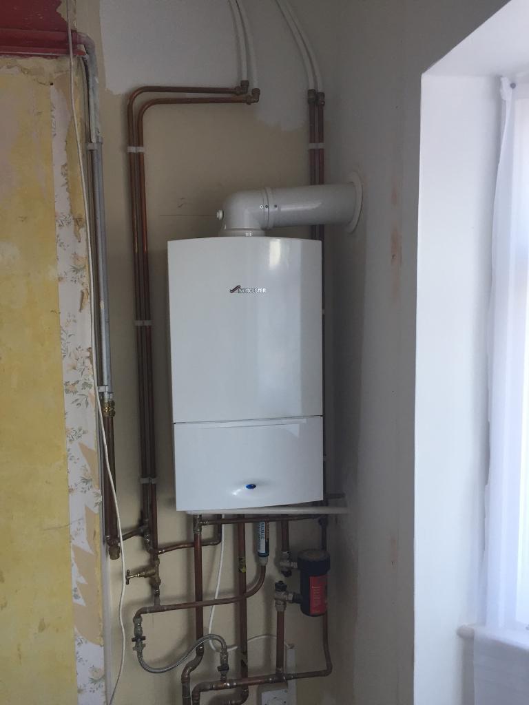 Worcester Bosch Greenstar 30si compact ERP has combi boiler ...