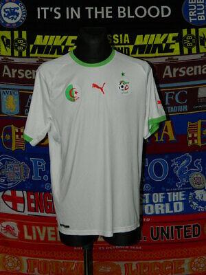 5/5 Algeria adults XL 2014 original puma football shirt jersey trikot soccer image
