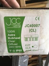 Bulkhead light