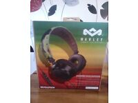 House Of Marley Limited Edition Revolution Camo Headphones with 3 Button Control & Mic