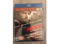 Argo Unopened Bluray DVD