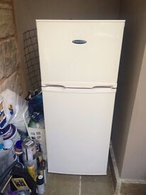 small Ice King fridge freezer