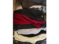 9 item men's clothing bundle