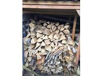 Kiln Dried Beech Wood
