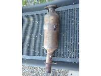 Ford transit 2.2 rwd cat and dpf filter