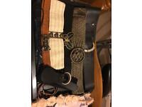 Ladies Belts Job Lot x16