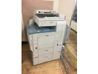 Colour Canon Copier, heavy duty, printer A2 A3 A4 A5 (( 2 available))