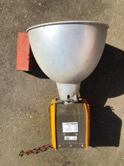 Silvania Mercury Lamp