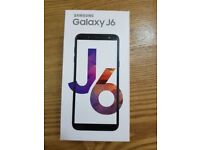 Brand New Samsung Galaxy J6 Unlocked