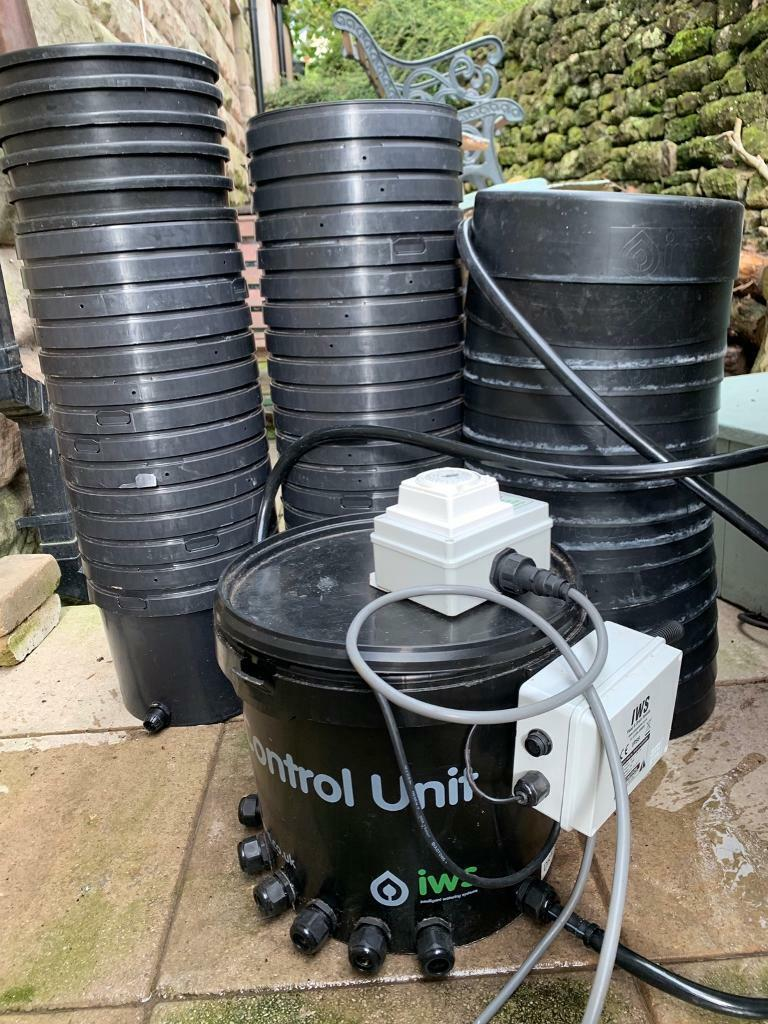 IWS premium flood and drain irrigation system hydroponics grow auto feed |  in Stoke-on-Trent, Staffordshire | Gumtree