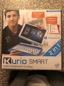 Kurio 2 in 1 laptop/tablet