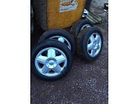 Renault Clio wheels